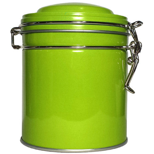 Canister w/Wire Clasp - 150g Accessory | Nerd Teas