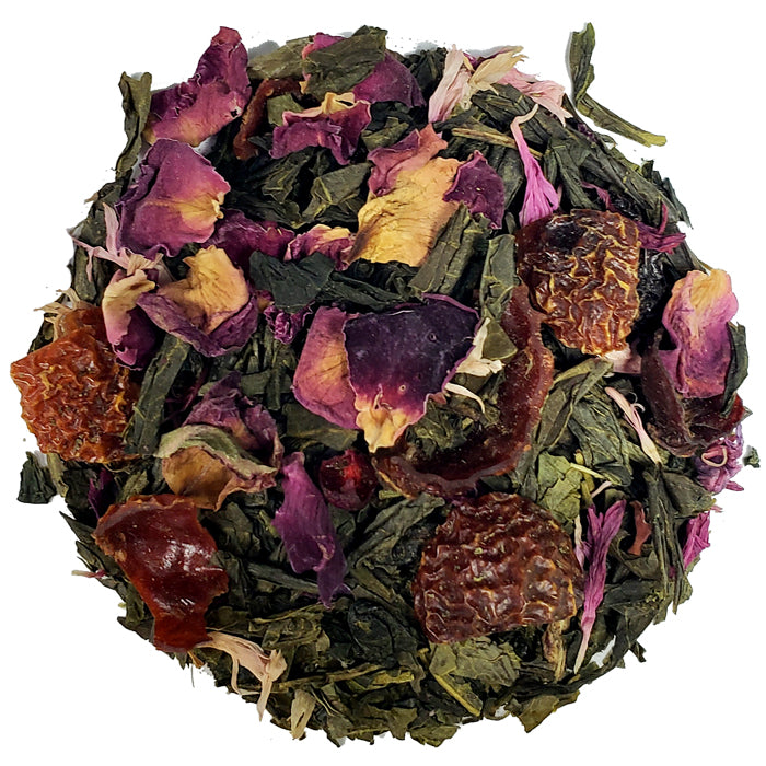 Grapefruit Green Loose Tea | Nerd Teas