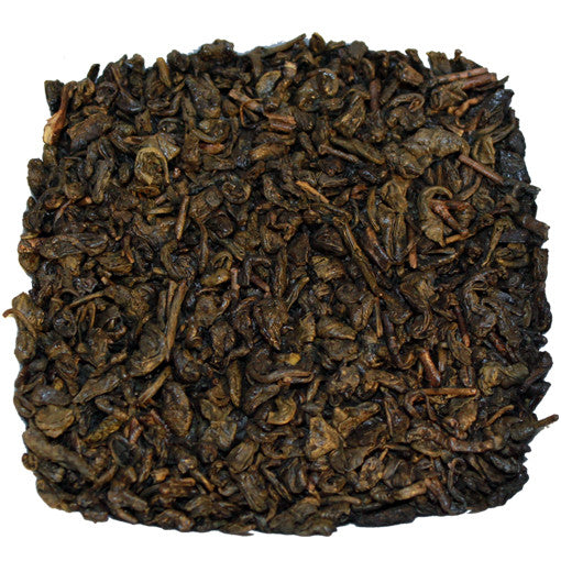 Temple Gunpowder Green Loose Tea | Nerd Teas