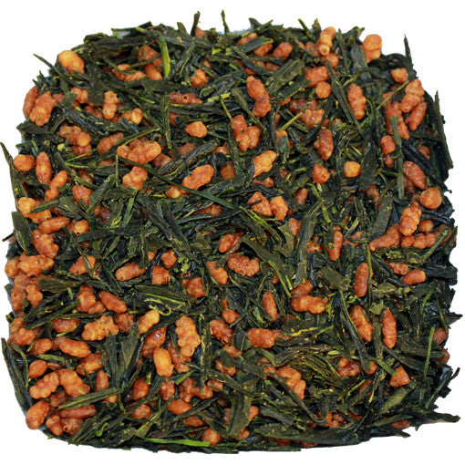 Imperial Genmaicha Green Loose Tea | Nerd Teas
