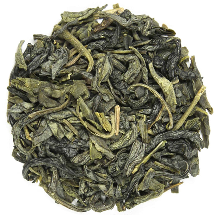 Lucky Dragon Green Loose Tea | Nerd Teas