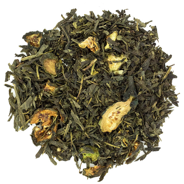 Sweet Green Melon Green Loose Tea | Nerd Teas