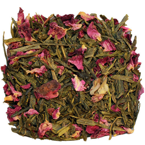 Sakura Green Loose Tea | Nerd Teas