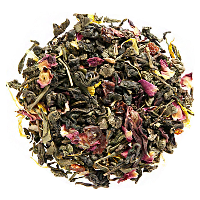 Summer Currant Green Loose Tea | Nerd Teas