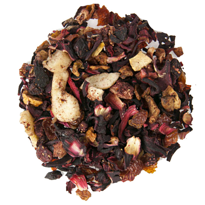 Cabana Banana Herbal Loose Tea | Nerd Teas
