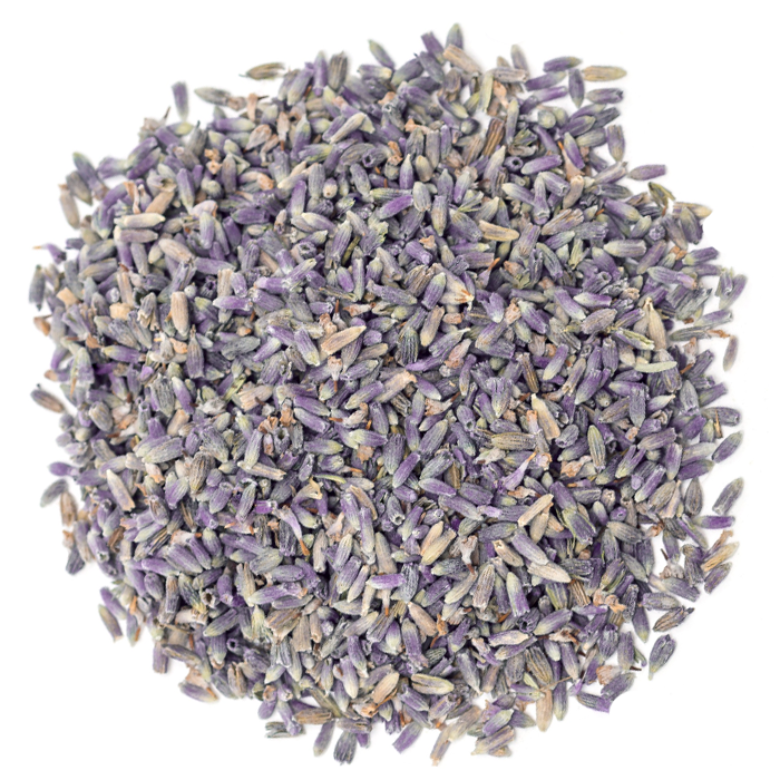 Pure French Lavender Herbal Loose Tea | Nerd Teas