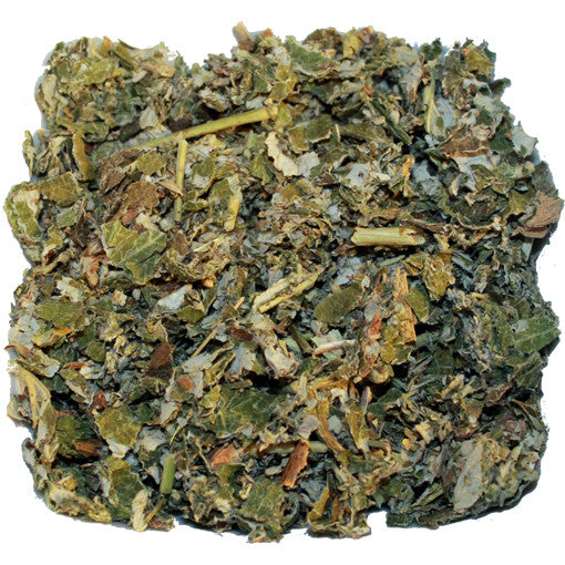 Red Raspberry Leaf Herbal Loose Tea | Nerd Teas