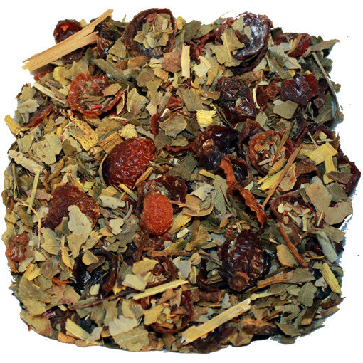 Root Beer Rooibos Loose Tea | Nerd Teas