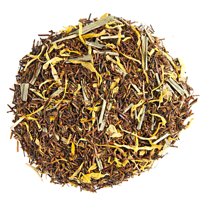 Sunshine Lemon Rooibos Loose Tea | Nerd Teas