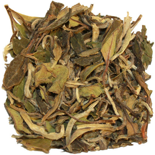Imperial White Peony White Loose Tea | Nerd Teas