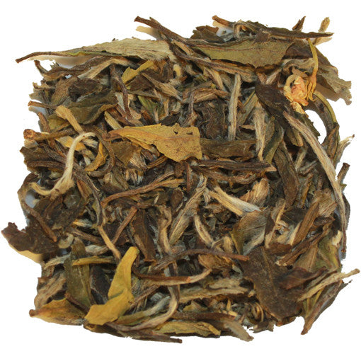 Jasmine White Peony White Loose Tea | Nerd Teas