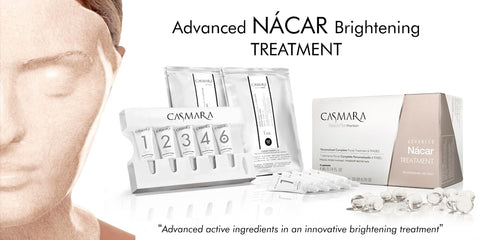 Advanced NACAR Lightening Treatment 2085- 6 phases (2 Treatments) - Unit Price: $ 27.50