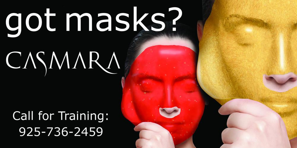 CASMARA Creator of the Original Algae Peel-off Facial Mask Since 1974