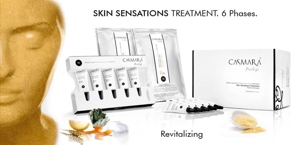 Skin Sensations Treatment - 6 phases (2 Treatments)