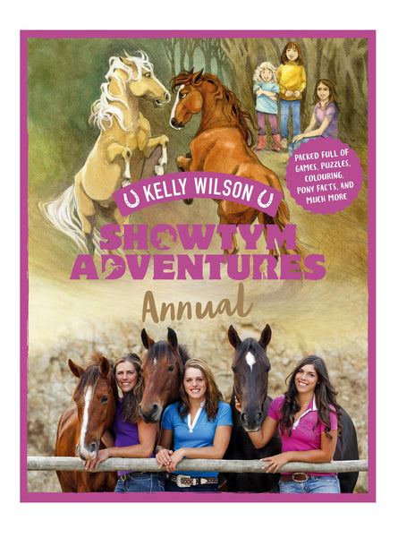 Showtym Adventures Annual