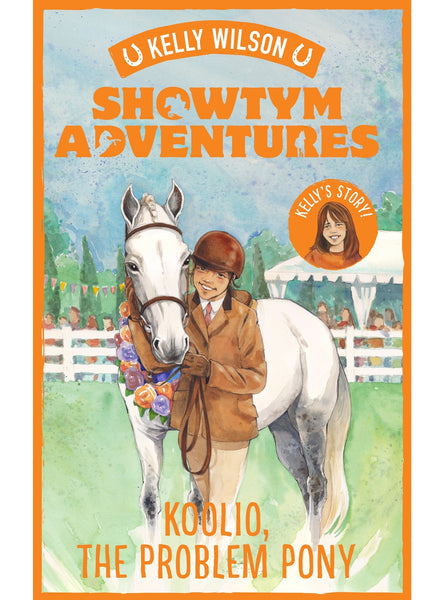 Showtym Adventures 5: Koolio, The Problem Pony