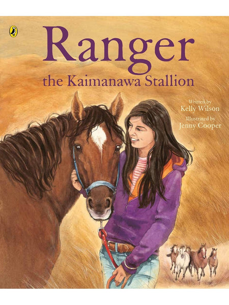 SIGNED Ranger the Kaimanawa Stallion