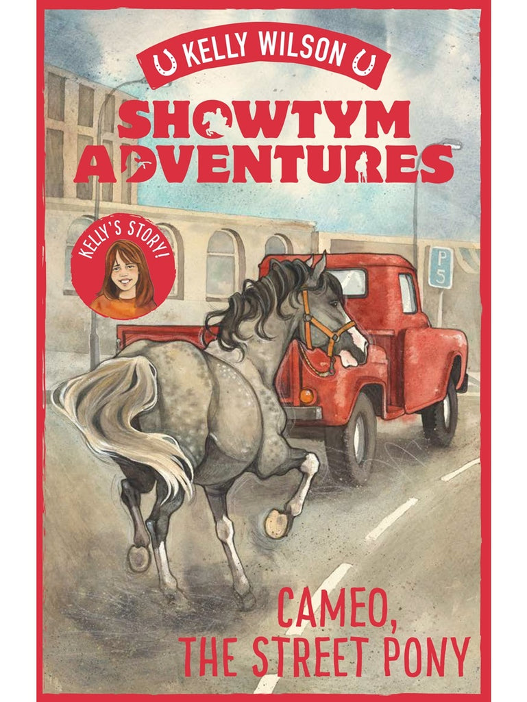 SIGNED Showtym Adventures 2: Cameo, The Street Pony