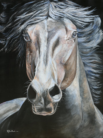 Silver Steed by Heather Wilson