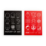 Herstory of Art Notebooks