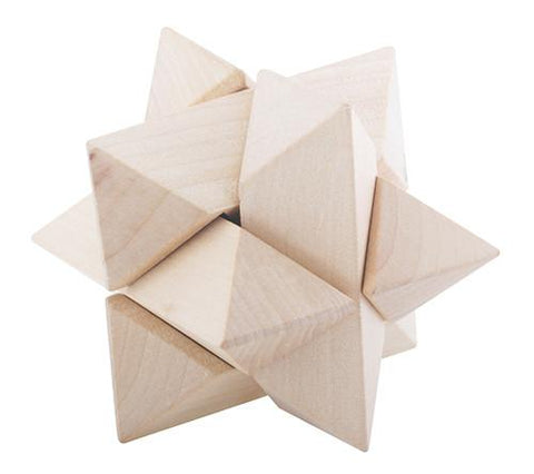FLW Triangle Star 3D Block Puzzle