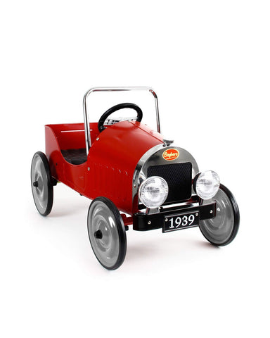 Baghera Classic Metal Ride-On Pedal Car