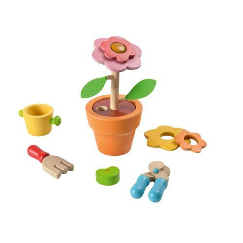 Flower Set by PlanToys