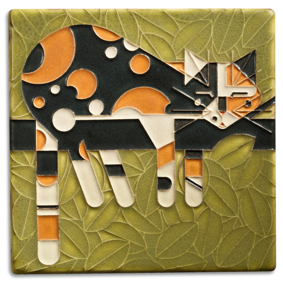 6x6 Limp on a Limb Art Tile