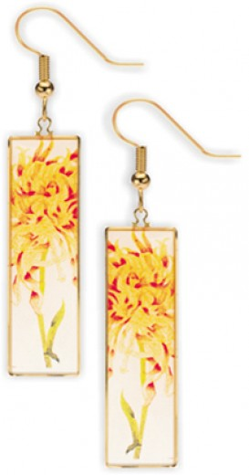 Kiku Earrings