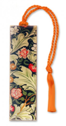 William Morris Leicester Bookmark