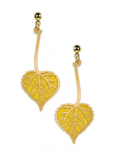 Cottonwood Fall Earrings