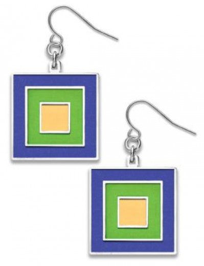 Bauhaus Primaries Earrings