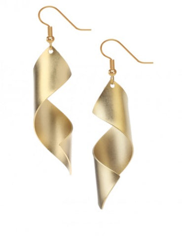 Man Ray Lamp Shade Earrings