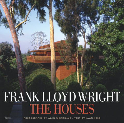 Frank Lloyd Wright. The Houses.