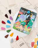 Coloring Kit Party Set: Dinosaurs in the Universe