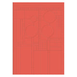 Debossed Wright Note Cards, Set of 12