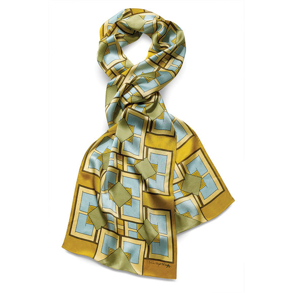 Imperial Hotel Scarf (gold)