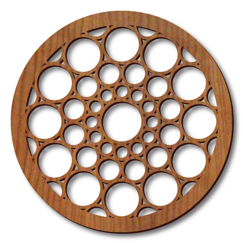 SC Johnson Domed Skylight Trivet