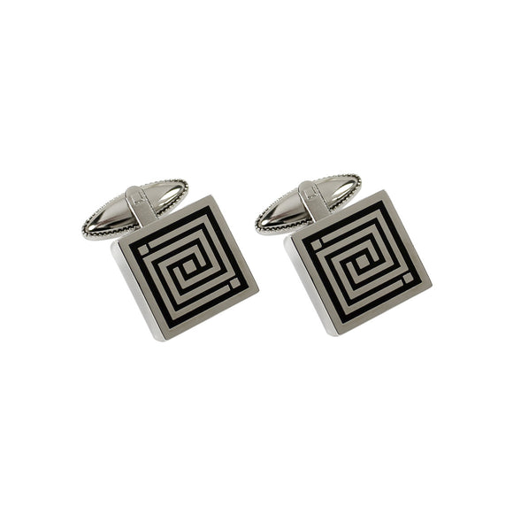 Whirling Arrow Cufflinks
