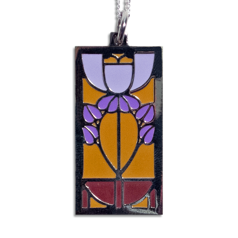 Bellflower Pendant Necklace