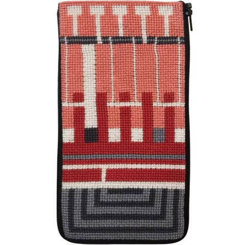 Schumacher Eyeglass Case Needlepoint Kit