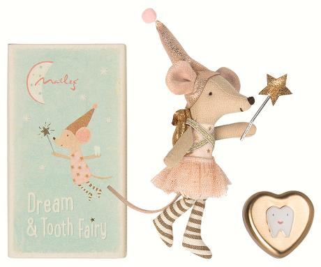 Tooth Fairy, Big Sister Mouse
