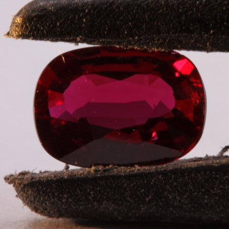 1.13 ct. Ruby, GRS Certified