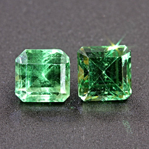 1.25 ct. Tsavorite Garnet (Match Pair)