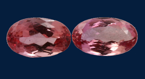 1.91 ct. Imperial Topaz-Match Pair
