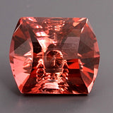 10.53 ct. Pink Tourmaline, Designer Cut, Larry Winn