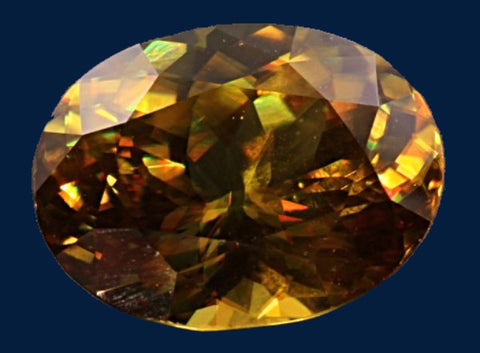 12.27 ct. Sphene