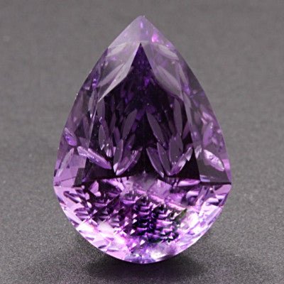 15.99 ct. Amethyst, Designer Cut, Larry Winn