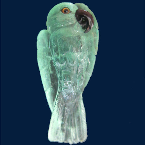 35.50 ct. Tourmaline Cockatoo, Uli Pauly