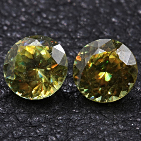 "2.00 ct. Sphene ""Match Pair"""